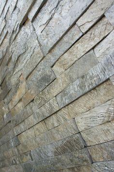 exterior wall covering mica green quartzite