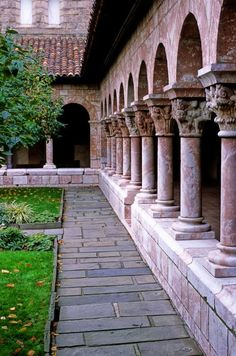 The Cloisters- My mother loved the Cloisters. Biddy Craft