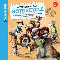 How to Build a Motorcycle | IndieBound