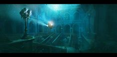 Image result for underwater sea painting