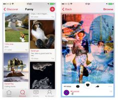 The Weekly Round Up: Three New Photo Tablet Magazine Apps, Aviary Updates Photo App and Bazaart the Photoshop Meets Instagram App #bazaart #photoeditingapplication