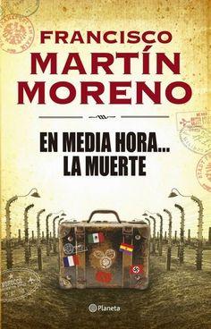 la muerte / In Half an Hour. Martin Moreno, Fiction, Music Games, My Books, Writer, Death, Reading, Casablanca, Valencia