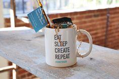 Eat. Sleep. Create. Repeat. | HoneyBook
