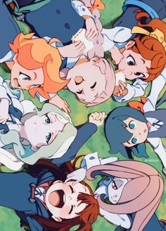 Little Witch Academia wallpaper LittleWitchAcademia anime art 851813717001589127 Little Wich Academia, My Little Witch Academia, Lwa Anime, Manga Anime, Anime Art, Plastic Memories, Witch Art, Animes Wallpapers, Magical Girl