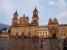 Layover In Bogota, Colombia
