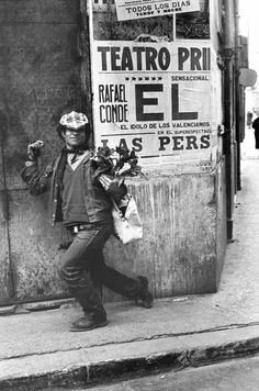 Josef Koudelka - Valencia. 1972.