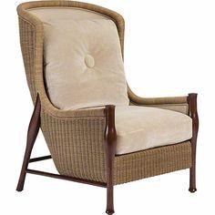 McGuire Furniture: Bill Sofield Mustique Sedan Chair: No. Rattan Furniture, Cabinet Furniture, Outdoor Furniture, British Colonial Style, Sofa Chair, Settee, Furniture Styles, Outdoor Chairs, Lounge Chairs
