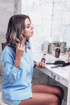 The VivaLuxury | New Hair Care Routine #BeautyRoutineChecklist