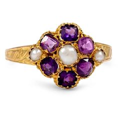 The Ardith Ring - Vintage Engagement Rings from Brilliant Earth