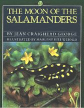The Moon of the Salamanders, one of a 13 part series by Jean Craighead George