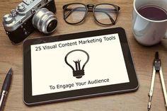 Visual Content Marketing Tools