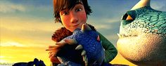 hiccup and baby deadly nadders