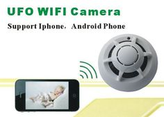 Hidden IP Camera - See the Worlds Best WiFi Hidden Cameras at http://www.spygearco.com/secureshothdliveview-hiddencameras.php