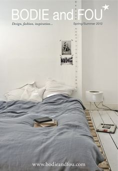 Read the BODIE and FOU★ Style Blog | Inspiring Design, Interiors & Fashion | Effortless style: Sneak-peek of our SS/2012 catalogue