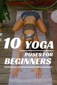 A breakdown of common yoga poses.