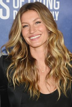 """NEW YORK, NY - SEPTEMBER 21:  Model Gisele Bundchen attends National Geographic's """"Years Of Living Dangerously"""" new season world premiere at the American Museum of Natural History on September 21, 2016 in New York City.  (Photo by Michael Loccisano/Getty  (Foto: Getty Images)"""