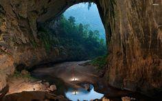 Areal underground kingdom