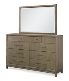 Legacy Classic Furniture - Rachael Ray Dresser - 6000-1200