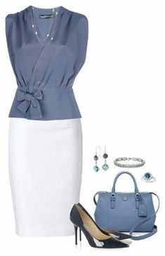 How To Wear Office Tops one Womens Clothes Shops Dublin. Womens Clothes Plus every Daily Office Wear Shoes next Womens Clothes For The Office Mode Outfits, Office Outfits, Office Wear, Office Uniform, Classy Outfits, Chic Outfits, Jw Mode, Professional Outfits, Work Fashion