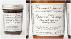 Gorgeous Canning Labels