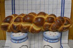 Szánter blogja.: Láncszemfonásos karácsonyi meglepetés kenyér.