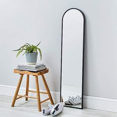 Find the perfect wall hanging mirror to complement new or existing decor. Choose from a wide range of wall mirrors such as round mirrors, vintage mirrors and beautiful bevelled mirrors all available online from Dunelm. Arch Mirror, Round Wall Mirror, Plug In Wall Lights, Leaner Mirror, Ornate Mirror, Black Mirror, Living Room Mirrors, Black Decor