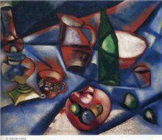 Still life - Marc Chagall
