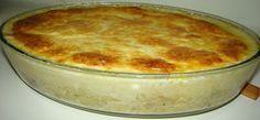 Cantinho Gastronômico: Bacalhau Com Natas