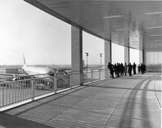 YYZ Aeroquay Terminal 1 before it opened in Feb 1964 Toronto Airport, International Airport, Marina Bay Sands, Ontario, Past, Airports, Around The Worlds, Architecture, Travel