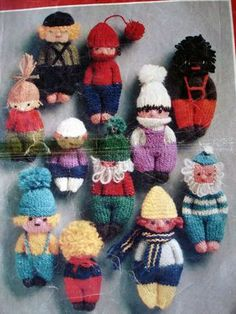 So, You Need To Learn Crochet! Recommendations For Newbies - Craft and Knitting Models Knitting Stiches, Baby Knitting Patterns, Loom Knitting, Knitting Designs, Doll Patterns, Knitting Projects, Crochet Projects, Sewing Equipment, Worry Dolls