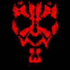 Darth Maul Grunge is a T Shirt designed by StarWars to illustrate your life and is available at Design By Humans Star Wars Outfits, Star Wars Merchandise, Darth Maul, Grunge Fashion, Shirt Designs, Neon Signs, Ink, Illustration, Prints
