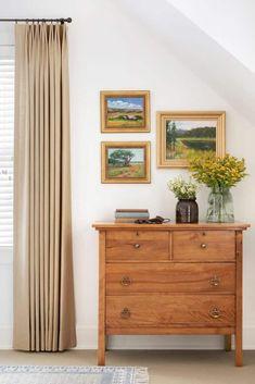 Home Interior, Interior Styling, Interior Design, Bedroom Photography, Restoration Hardware Bedding, Vintage Nightstand, Decor Scandinavian, Wooden Side Table, Shop Interiors