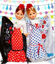 Nancy Doll, Fashion Dolls, Doll Dresses, Outfits, Folklore, Regional, Accessories, Ideas, Crocheting