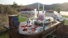 Sweets Buffet by Nova Catering