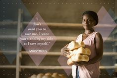 Stand beside Vida by helping her build her bakery business. Donate to Womens Trust http://www.globalgiving.org/projects/support-women-and-girls-in-ghana/