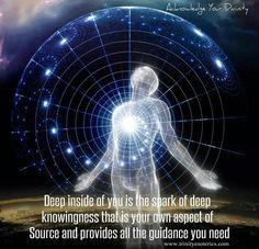 Em seu profundo interior, na centelha da sabedoria profunda, que é o seu próprio aspecto, sua fonte fornece toda a orientação que você precisa.