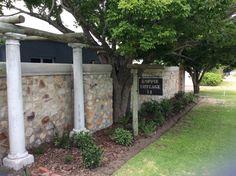 Koppie Cottage: Front Entrance.  FIREFLYvillas, Hermanus, 7200 @fireflyvillas ,bookings@fireflyvillas.com,  #KoppieCottage #FIREFLYvillas  #HermanusAccommodation