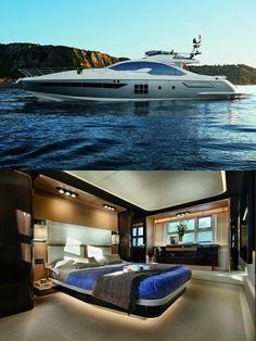Azimut 77S #luxuryyachtblack