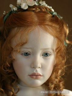 AboutFace ~ One-of-a-kind dolls in porcelain, resin, cloth, and other media. The dolls of Anna Avagail Brahms Old Dolls, Antique Dolls, Vintage Dolls, Pretty Dolls, Beautiful Dolls, Toddler Dolls, Baby Dolls, Brian Froud, Vladimir Kush