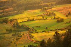 Vosges region, France.