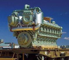 (Marine Industrial Engines)