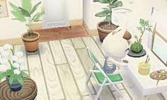 animal crossing new leaf home ideas Animal Crossing Pocket Camp, Animal Crossing Qr, Ac New Leaf, Happy Home Designer, Aesthetic Design, Cute Gif, My Animal, Cute Pictures, Pokemon