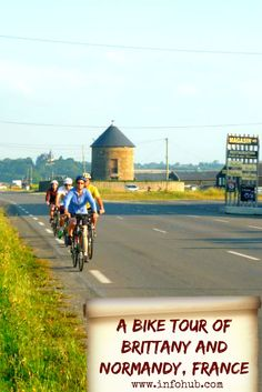 7 Days moderately easy cycling on level and lightly rolling coastal roads. Visit the Bayeux tapestry, D-day beaches, and the coastal castle village of Mont St.Michel with a walk across the sand flats.