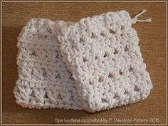 Ravelry: pdpeters' Soap Saver - love this free pattern by Jonna Martinez.