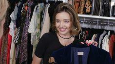 En el armario de Miranda Kerr