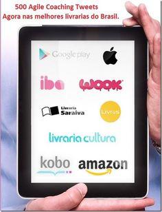 500 Agile Coaching nas melhores livrarias digitais do mundo.