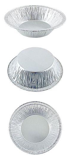 Handi-Foil 10\  Aluminum Pie Pan 1-7/32\  Deep - Disposable Baking Tin Plates #305 (pack of 12) | Cookware  sc 1 st  Pinterest & Handi-Foil 10\