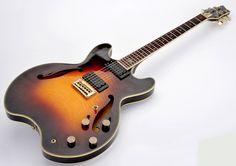 Guitar Blog: Another Daion Headhunter 555