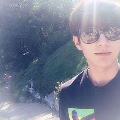 Oh my dear future husband No Min Woo Boyfriend, Boyfriend Kpop, Boyfriend Photos, Jo Youngmin, Dear Future Husband, Dancer, Mens Sunglasses, Photo And Video, Instagram Posts