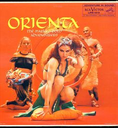 Orienta 60s Belly Dance album cover